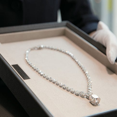 World-class hospitality to match the finest jewellery