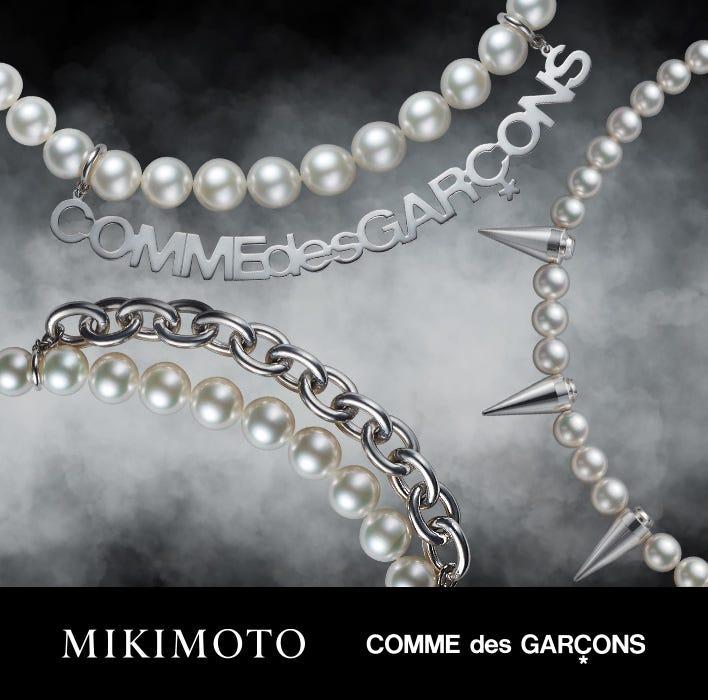 MIKIMOTO x CommedesGarçons
